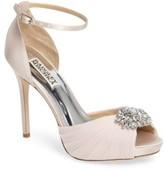 Badgley Mischka Women's Tad Ankle Strap Pump