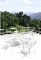 ZUO Wald Outdoor Dining Armchair (Set of 2)