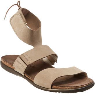 Naot Footwear Larissa Suede Flat Sandal