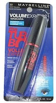 Maybelline Volum' Express the Turbo Waterproof Mascara, 261 Very Black by