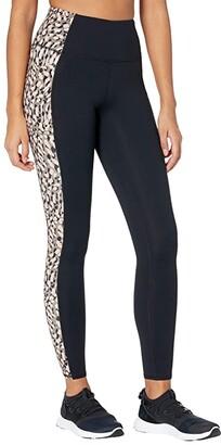 Skechers Boundless High-Waist Leggings (Cheetah) Women's Casual Pants