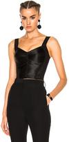 Dolce & Gabbana Bustier in Black.