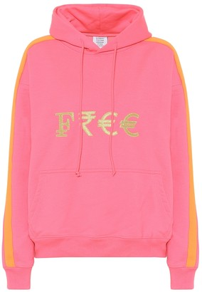 Vetements Neon hoodie