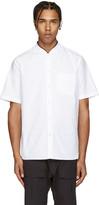 Rag & Bone White Richmond Shirt
