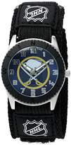 """Game Time Unisex NHL-ROB-BUF """"Rookie Black"""" Watch - Buffalo Sabres"""