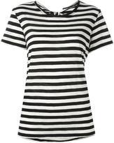 Proenza Schouler striped T-shirt - women - Cotton - S