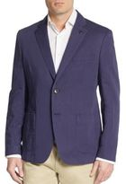 Michael Kors Regular-Fit Cotton & Linen Sportcoat