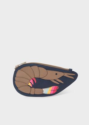 Paul Smith Women's 'Shrimp' Leather Coin Purse