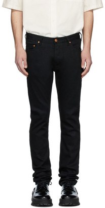Han Kjobenhavn Black Lean-Fit Jeans