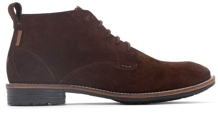 Levi's Huntington Chukka Leather Ankle Boots