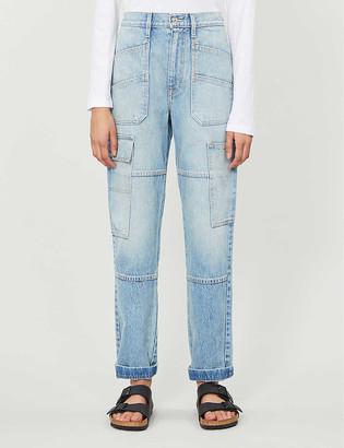 SLVRLAKE Saviour Carpenter denim jeans