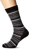 Smartwool Men's Margarita Socks (Black/Medium Gray Heather)