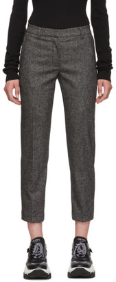 Burberry Grey Wiluna Tailored Trousers