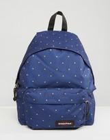 Eastpak Padded Pak'r Backpack Dot Navy