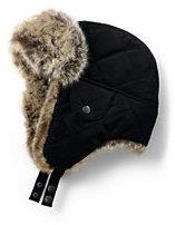 Classic Trapper Hat-Black