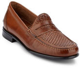 G.H. Bass Whitley Weave Leather Loafers