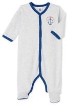 Petit Bateau Baby boys milleraies striped pajamas