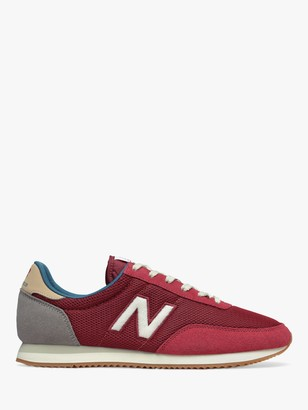 New Balance 720 Suede Trainers