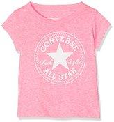 Converse Baby Girls' Chuck Patch Tee 12M T-Shirt