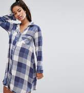 Asos Check Sleep Shirt