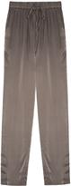 Clu Silk Trousers