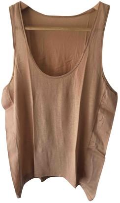 A.F.Vandevorst Beige Cotton Top for Women