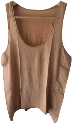 A.F.Vandevorst \N Beige Cotton Top for Women