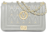 Valentino By Mario Valentino Alice Studded & Quilted Leather Convertible Crossbody Bag