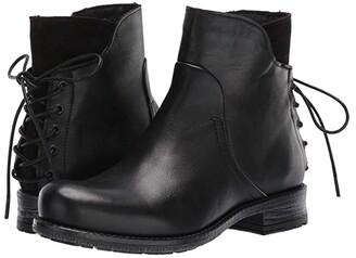 Eric Michael Martine (Black) Women's Boots