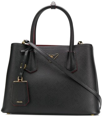 Prada Double handle bag