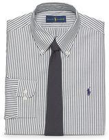 Polo Ralph Lauren Striped Oxford Dress Shirt