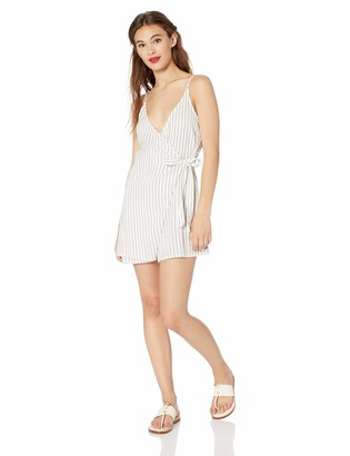 Roxy Women's Instense Sunrise Wrap Romper