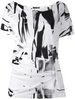 Ann Demeulemeester 'Lucian' T-shirt - women - Cotton - 40