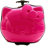 Hello Kitty Shaped Hardside Wheeled Carry-On Luggage