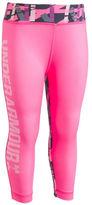 Under Armour Girls 2-6x Jersey-Knit Leggings