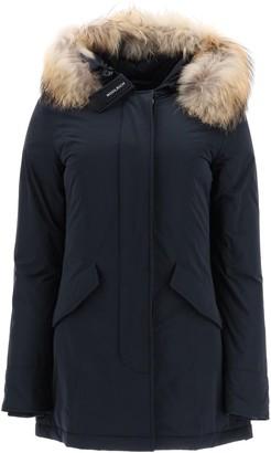 Woolrich Fur-Trim Luxury Arctic Parka Coat