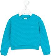 No Added Sugar Touchy Feeley sweatshirt - kids - Polyester/Spandex/Elastane - 3 yrs