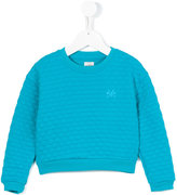 No Added Sugar Touchy Feeley sweatshirt - kids - Spandex/Elastane/Polyester - 3 yrs
