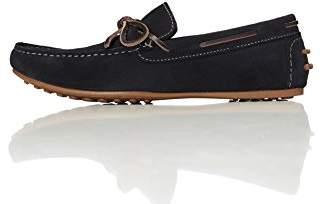 find. Men's Arland Driver Loafer Shoes Blue (Navy) (40 EU)