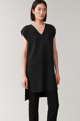 Cos Straight Wool Tunic