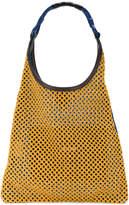 Marni perforated shoulder bag