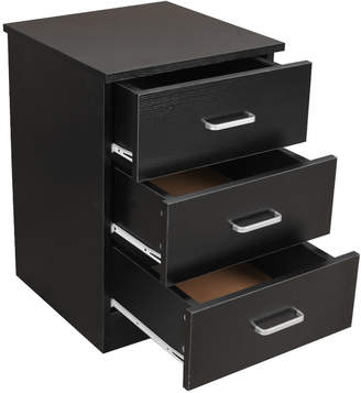 Mikasa Furniture Grace 3 Drawer Bedside Table