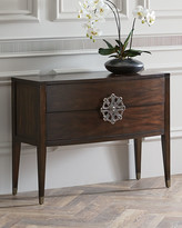 Hooker Furniture Lolita Medallion 2-Drawer Console