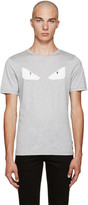 Fendi Grey Bag Bug T-shirt