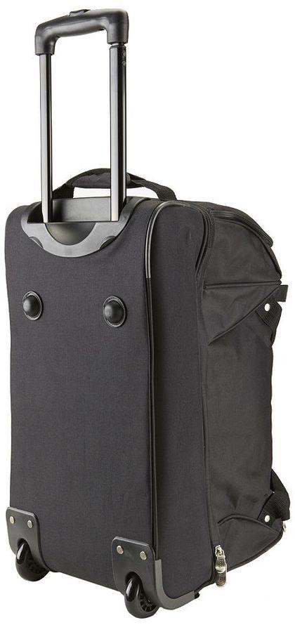 Denco sports luggage Berkeley Bears 22-in. Wheeled Drop-Bottom Duffel Bag