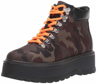 Steve Madden Women's Stomp Combat Boot