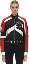 Moncler Genius EXCLUSIVE 1952 MURRAY DOWN BIKER JACKET