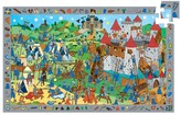 Djeco Knight 54 Piece Observation Puzzle