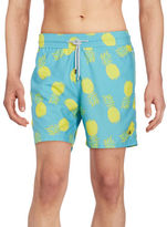 Spenglish Pineapple Swim Trunks