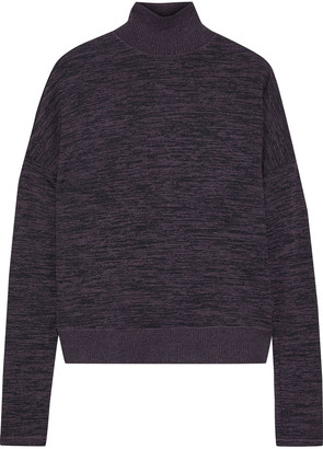 Rag & Bone Marled Stretch-knit Sweater